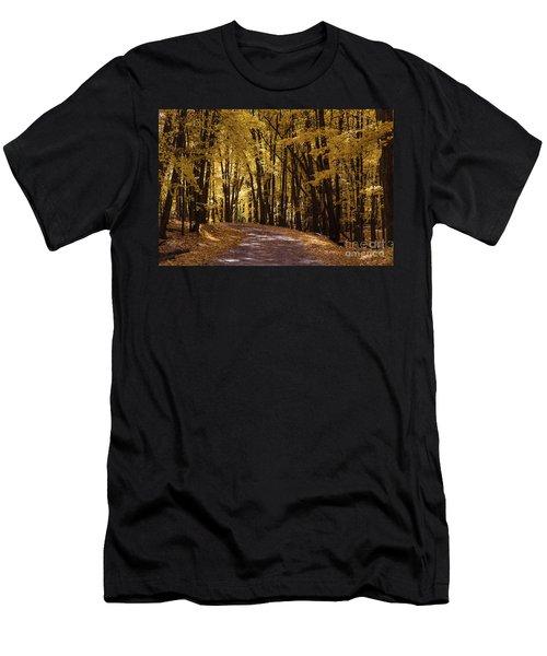 Maple Glory Men's T-Shirt (Athletic Fit)