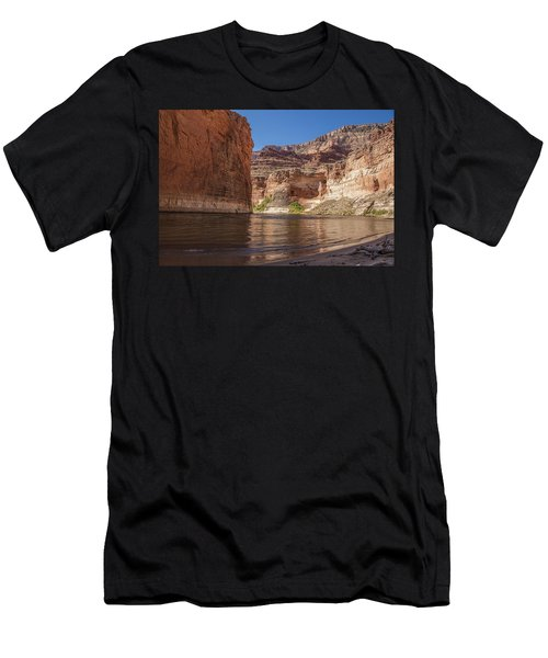 Marble Canyon Grand Canyon National Park Men's T-Shirt (Athletic Fit)