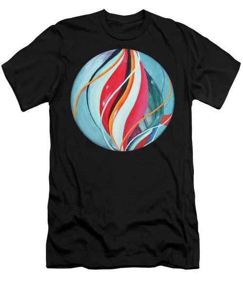 Marble Men's T-Shirt (Athletic Fit)