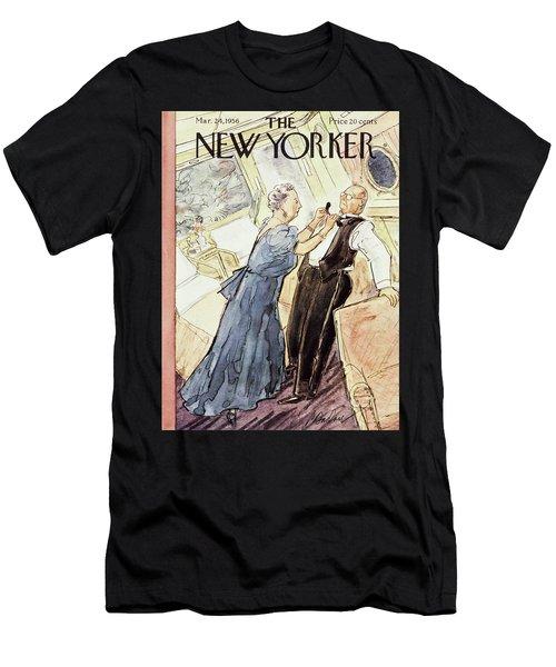 March 24 1956 Men's T-Shirt (Athletic Fit)