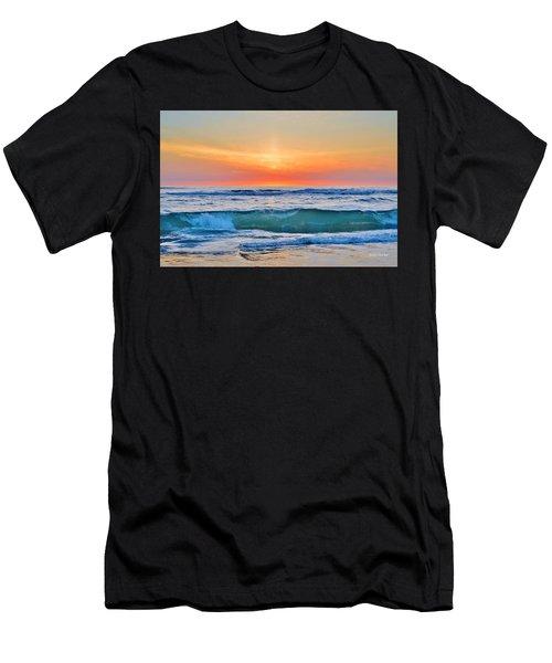 March Sunrise 3/6/17 Men's T-Shirt (Athletic Fit)