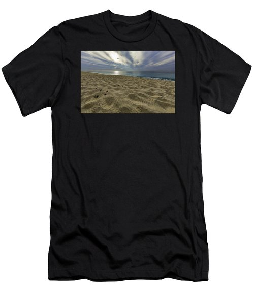 March To The Sea Men's T-Shirt (Athletic Fit)