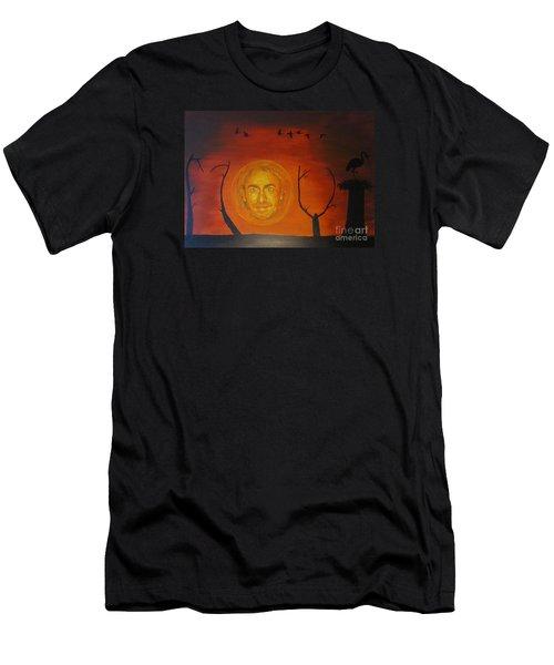 Marco Borsato Men's T-Shirt (Athletic Fit)