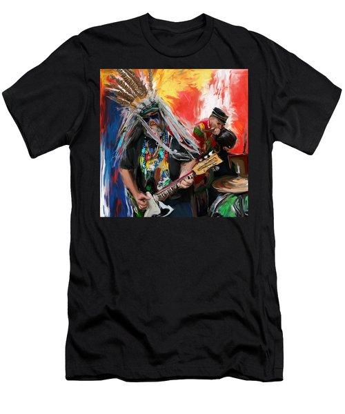 Mardi Gras 241 Men's T-Shirt (Athletic Fit)