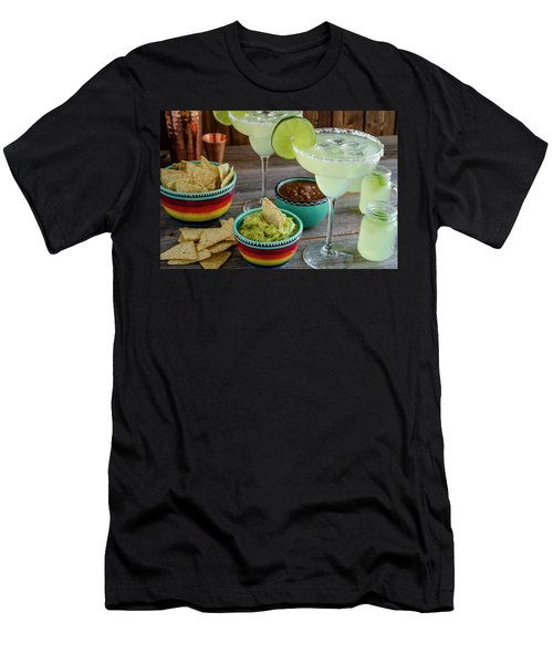 Margarita Party Men's T-Shirt (Athletic Fit)