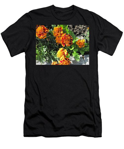 Marigolds In Prison Men's T-Shirt (Athletic Fit)
