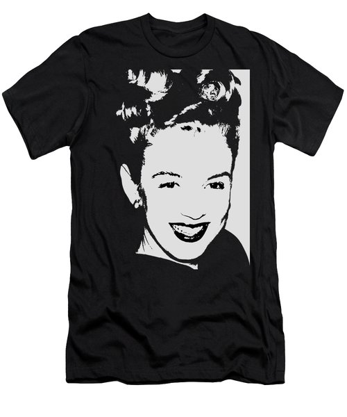 Marilyn Men's T-Shirt (Slim Fit) by Joann Vitali