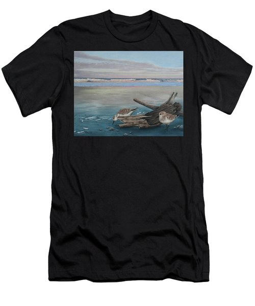 Marilyn's Beach Men's T-Shirt (Athletic Fit)