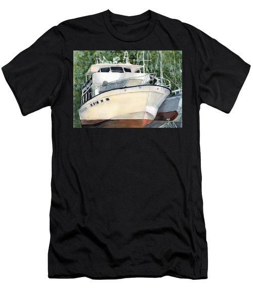 Marina Queen Men's T-Shirt (Athletic Fit)