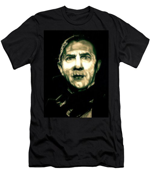 Mark Of The Vampire Men's T-Shirt (Slim Fit) by Fred Larucci