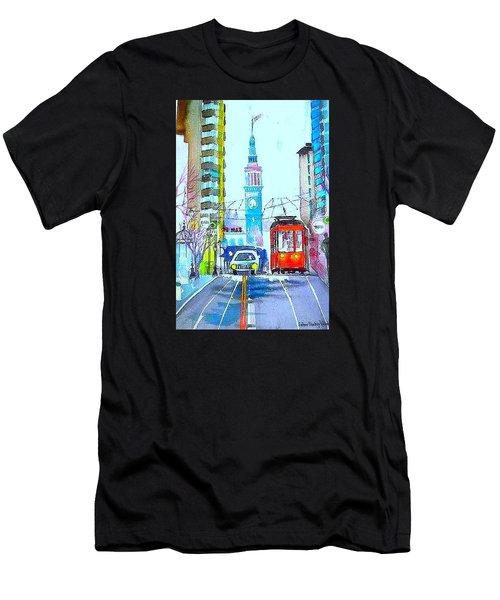 Market Street Men's T-Shirt (Athletic Fit)