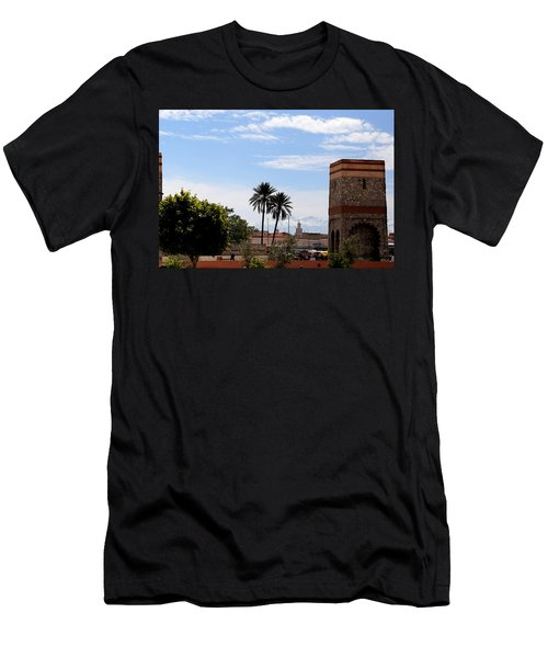 Men's T-Shirt (Slim Fit) featuring the photograph Marrakech 2 by Andrew Fare