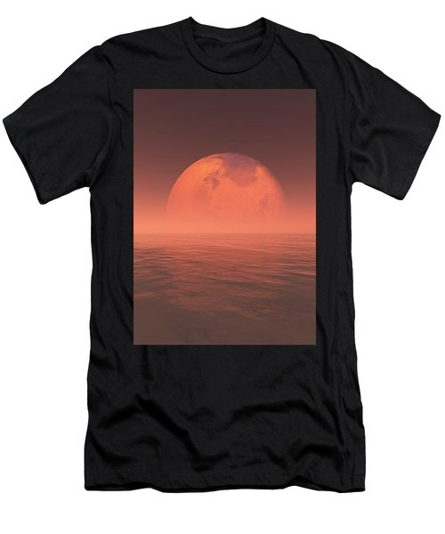 Mars Men's T-Shirt (Athletic Fit)