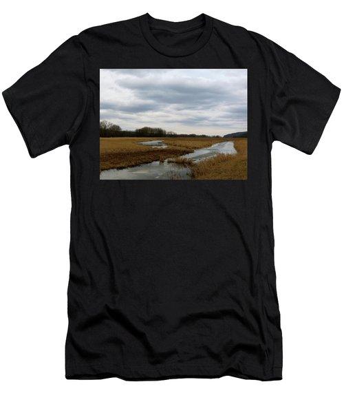 Marsh Day Men's T-Shirt (Athletic Fit)