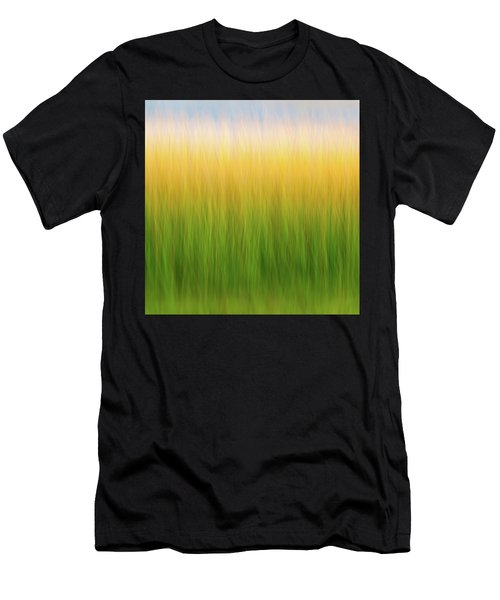 Marsh Grass Men's T-Shirt (Athletic Fit)
