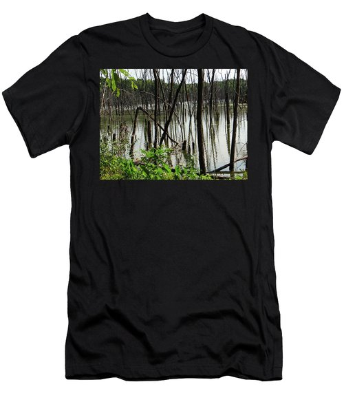 Marsh Men's T-Shirt (Athletic Fit)