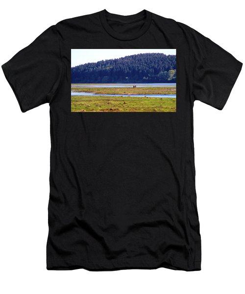 Marsh People Men's T-Shirt (Athletic Fit)