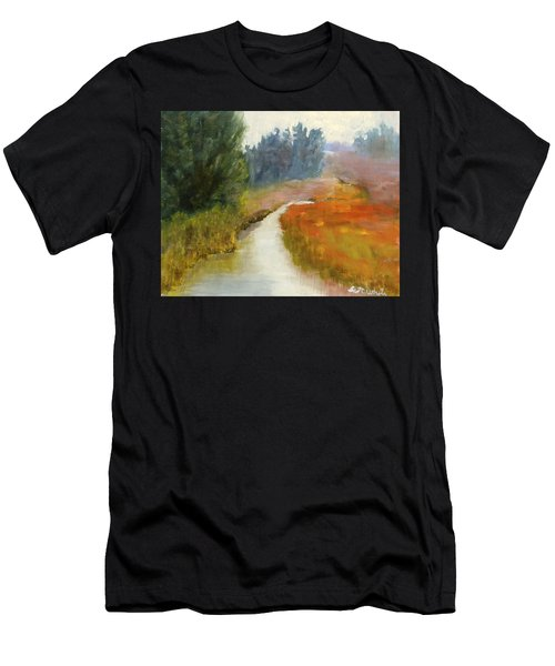 Marshes Of New England Men's T-Shirt (Athletic Fit)