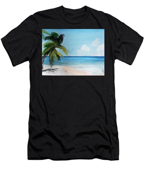 Martinique Men's T-Shirt (Athletic Fit)