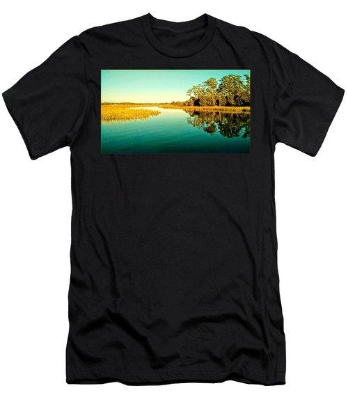 Marvelous Marsh Men's T-Shirt (Athletic Fit)