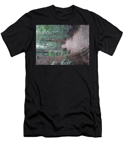 Mary Cairncross Rainforest  Men's T-Shirt (Athletic Fit)