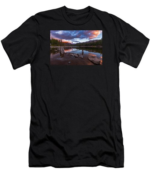Mary's Reflection Men's T-Shirt (Athletic Fit)