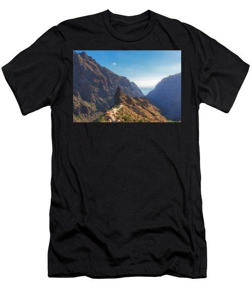 Masca Men's T-Shirt (Athletic Fit)