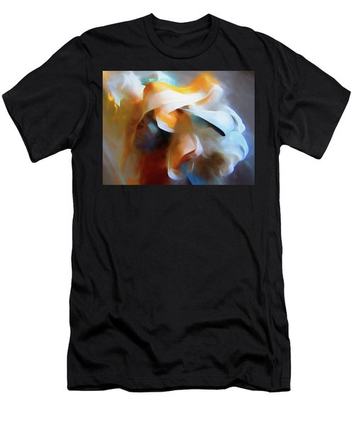 Masking Tape And Paint Composition Men's T-Shirt (Athletic Fit)