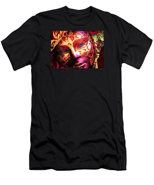 Masquerade 2 Men's T-Shirt (Athletic Fit)
