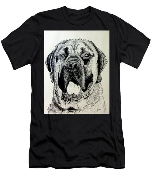 Mastiff Men's T-Shirt (Athletic Fit)