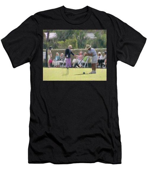 Match Final Men's T-Shirt (Athletic Fit)