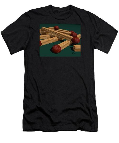 Matches Men's T-Shirt (Athletic Fit)