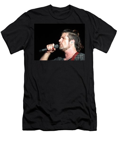 Matt Nathanson Men's T-Shirt (Athletic Fit)