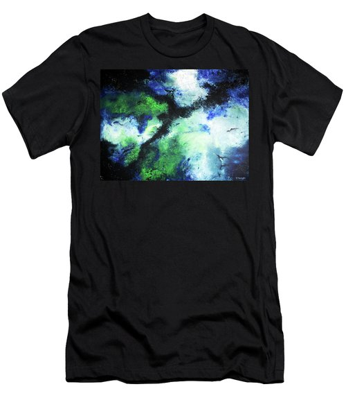Matthew's Odyssey Men's T-Shirt (Athletic Fit)