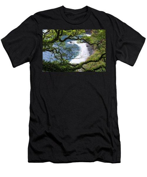 Maui Men's T-Shirt (Athletic Fit)