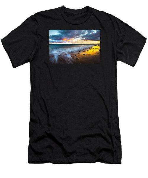 Maui Shores Men's T-Shirt (Athletic Fit)