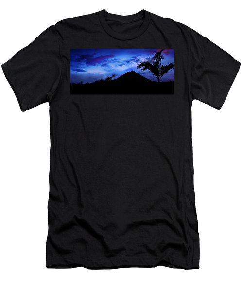 Men's T-Shirt (Athletic Fit) featuring the photograph Mauii by Lucian Capellaro