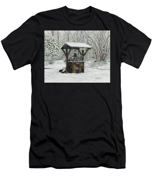 Mavis' Well Men's T-Shirt (Athletic Fit)