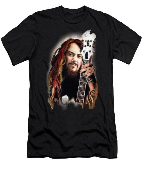 Max Cavalera Men's T-Shirt (Athletic Fit)