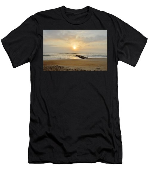 May 13 Obx Sunrise Men's T-Shirt (Athletic Fit)