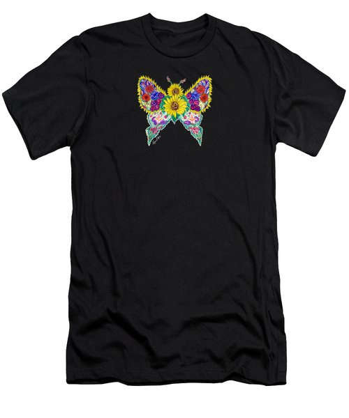 May Butterfly Men's T-Shirt (Athletic Fit)