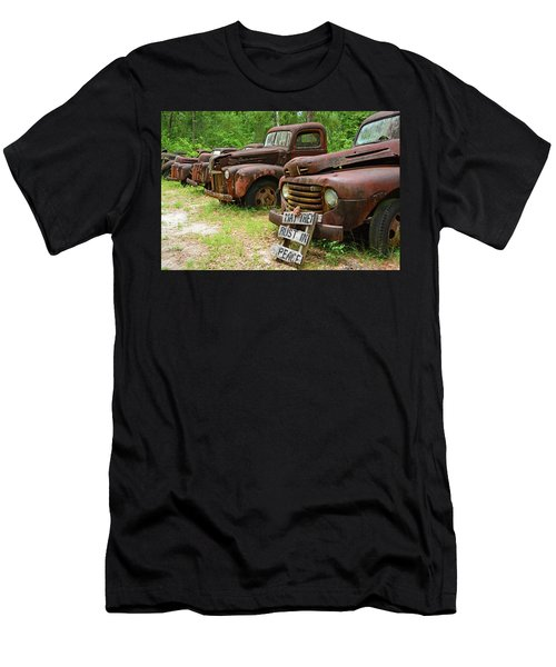 May They Rust In Peace Men's T-Shirt (Athletic Fit)