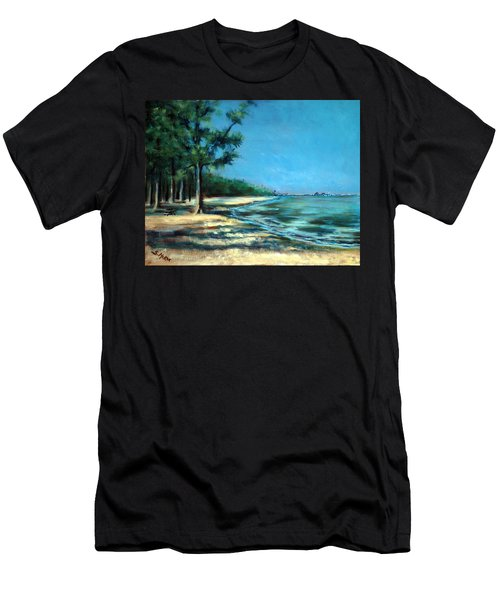 Maybe A Picnic Men's T-Shirt (Athletic Fit)