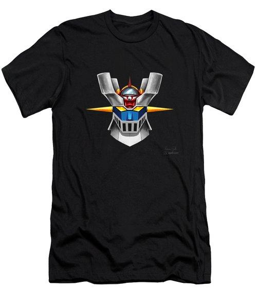 Mazinger Z Men's T-Shirt (Athletic Fit)