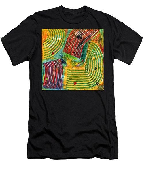 Mazteca Men's T-Shirt (Athletic Fit)