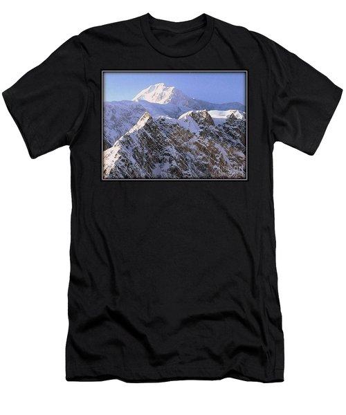 Mc Kinley Peak Men's T-Shirt (Athletic Fit)