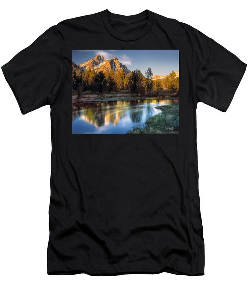 Mcgown Peak Sunrise  Men's T-Shirt (Athletic Fit)