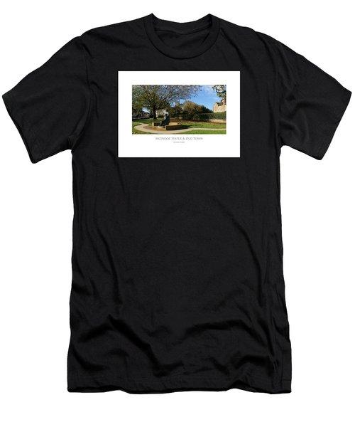 Mcindoe Statue Men's T-Shirt (Athletic Fit)