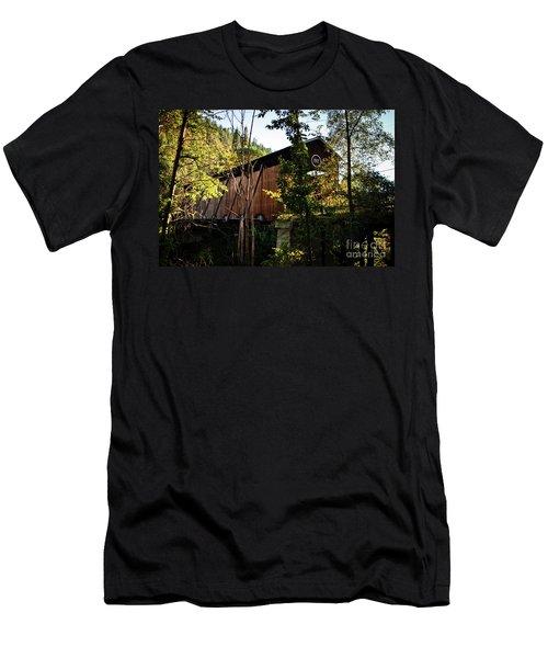 Mckee Bridge Men's T-Shirt (Athletic Fit)