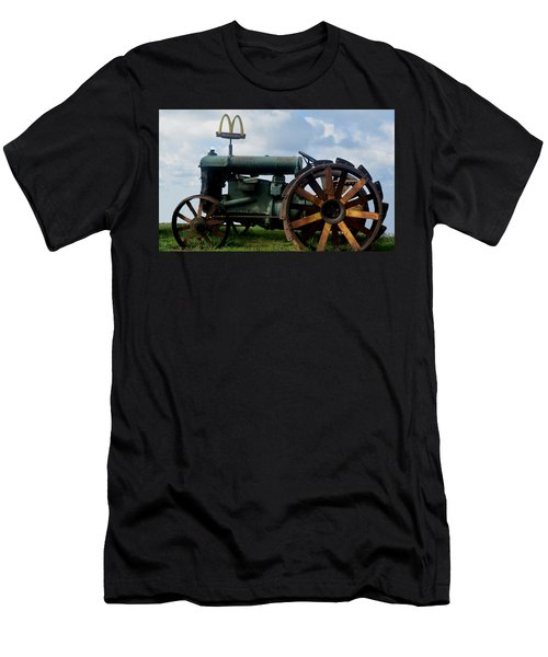Mctractor Men's T-Shirt (Slim Fit) by Gary Smith